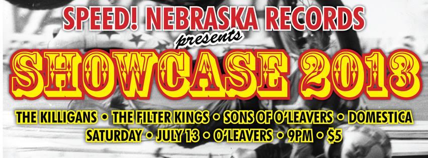 SPEED! Showcase Saturday July 13
