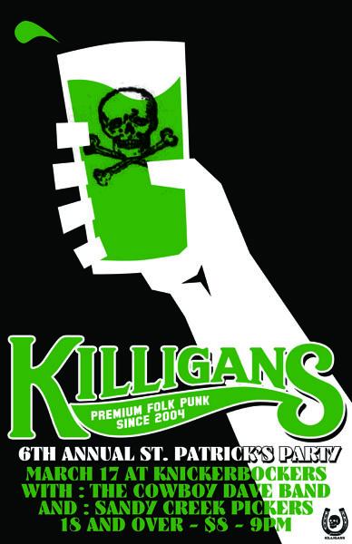 Killigans – St. Pats